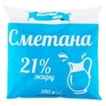 Molochnyy Vybir Cream 21% 380g