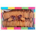Печиво Friendy Мухоморчик зі смаком чорної смородини 600г