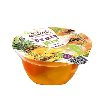 Десерт фруктовый Джолино папайя-ананас 150г - купить, цены на СитиМаркет - фото 1