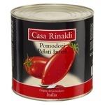 Casa Rinaldi Peeled Tomatoes in Own Juice 2550g