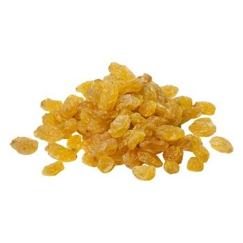 Родзинки золоті вагові - купити, ціни на Ашан - фото 1