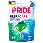 Pride Universal For Colored And White Linen Washing Capsules 14pcs 322g
