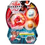 Набор игровой Spin Master Bakugan 3шт