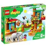 Lego Duplo Tropical Island Construction Set