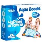 Набор для творчества Kiddisvit Aqua Doodle Волшебные водные штампы