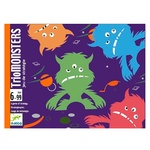 Djeco Trio Monsters Board Game