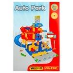 Набор игровой Polesie Паркинг 3-уровневый с автомобилями