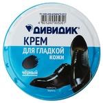Крем для обуви Дивидик Классик черный 50мл