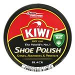 Крем для обуви Kiwi банка черный