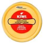 Крем для взуття Kiwi нейтральний в банці 50мл
