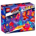 Конструктор Lego Movie Коробка королевы Ватевры для любой постройки