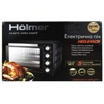 Электрическая печь Holmer HEO-245CR 1700Вт 45л