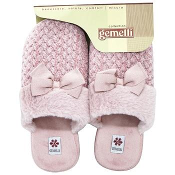 Взуття домашнє Gemelli Лаура жіноче