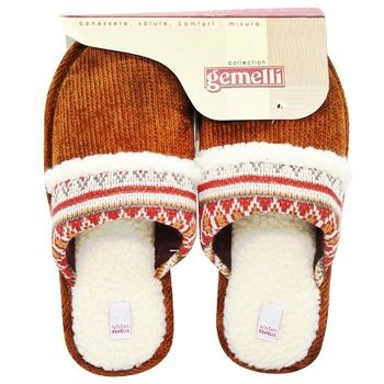 Взуття домашнє Gemelli Нісея жіноче