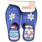 Обувь домашняя Gemelli Морозка женская