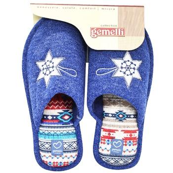 Взуття домашнє Gemelli Морозка жіноче