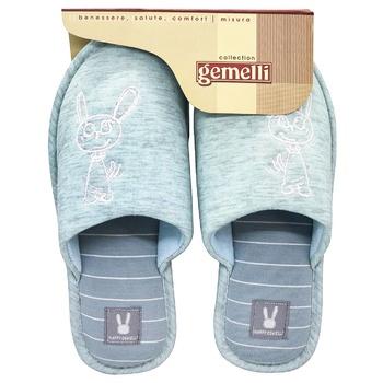 Взуття домашнє Gemelli Зайка 1 жіноче - купити, ціни на Таврія В - фото 2