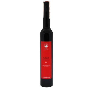 Вино Khareba Хванчкара красное полусладкое 12% 0,75л