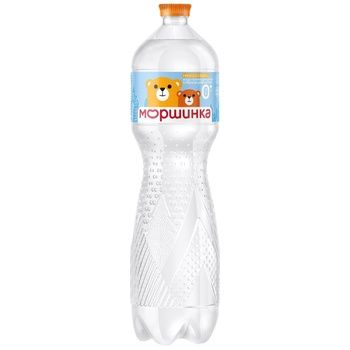 Morshynka non-carbonated water 1500ml - buy, prices for MegaMarket - image 1