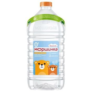 Morshynka non-carbonated water 6l - buy, prices for MegaMarket - image 1