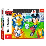 Trefl Mickey Mouse on the Field Puzzle 100elements