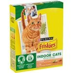 Friskies Vegetables And Chicken With Dry For Indoor Cats Food - buy, prices for Tavria V - image 8