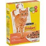Friskies With Salmon Dry For Cats Food