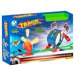 Набор игровой Global Toys Трек 2 машинки