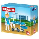 Igracek Nurse with Accessories Play Set