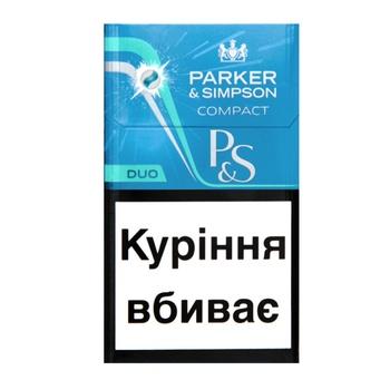 Сигареты Parker&Simpson Compact Duo