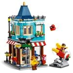 Lego Creator Townhouse and Toy Shop Building Blocks