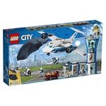 Конструктор Lego City Воздушная Полиция: Авиабаза