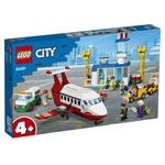 Lego City Central Airport Building Blocks