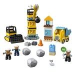 Конструктор Lego Duplo Нищівний кулястий таран