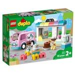 Lego Duplo Bakery Building Blocks