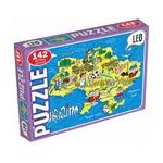 Leo Ukraine Puzzle 142elements