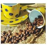 Набор Rosa Start Кофейные Зерна для творчества картина по номерам 35х45см
