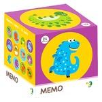 Dodo Dinosaurs Memory Game
