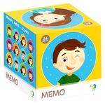 Игра настольная Dodo Мемо-игра Эмоции