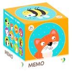 Гра настільна Dodo Мемо-гра Тваринки