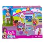 Barbie Chelsea Goes to School Play Set