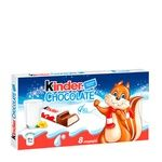 Kinder® Chocolate Bar with Milk Filling 8pcs*12,5g - buy, prices for EKO Market - photo 1