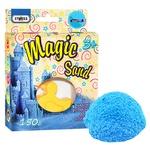 Набір для ліплення Strateg Magic Sand блакитний 150г