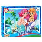 Leo Little Mermaids Puzzle 30elements
