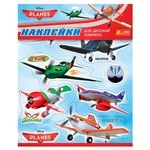 Наклейки интерьерные Ранок Disney Самолетики-1