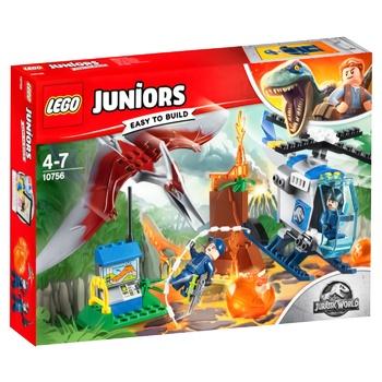 Конструктор Lego Juniors Втеча птеранодона