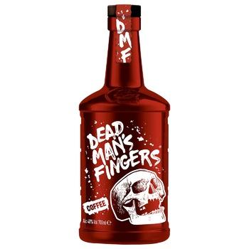 Ром Dead Man's Fingers Кава 37.5% 0.7л