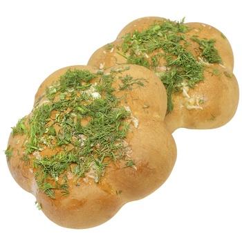 Pampushka with Garlic 200g - buy, prices for CityMarket - photo 1
