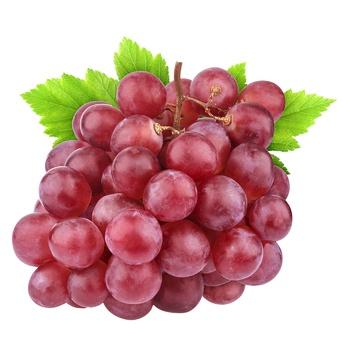 Виноград Ред Глоб розовый