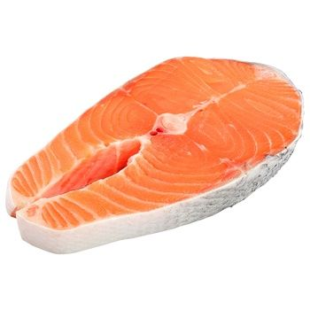 Salmon Steak 4-5